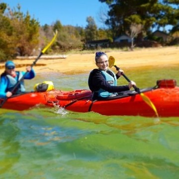 3 Day Abel Tasman Kayaking & Walking Adventure