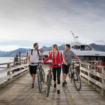 Adventure South NZ - Around the Mountains Cycle Trail
