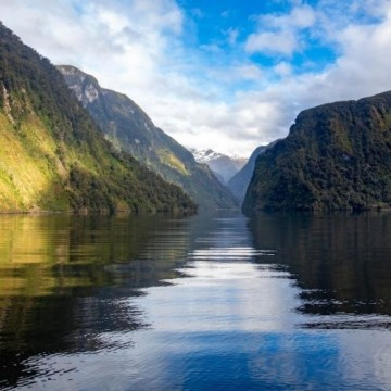 Doubtful Sound Weekender
