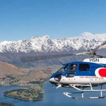 Heli-Ski Package at The Rees Hotel