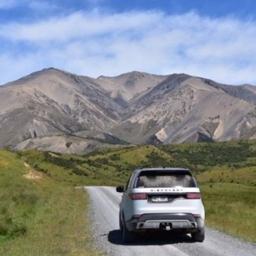 Majestic South Island 4WD Discovery