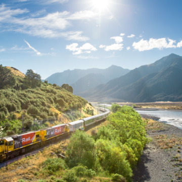 New Zealand Railway Adventure