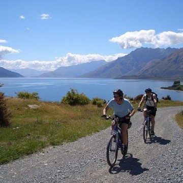 Otago Rail Trail Biking Adventure