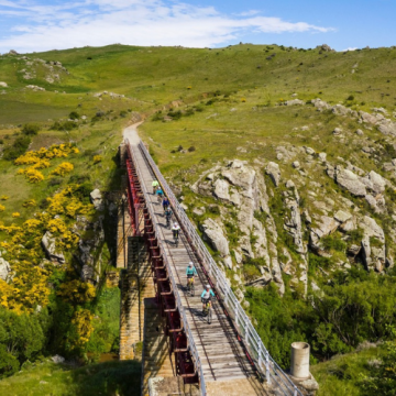 Adventure South NZ - Queenstown Otago Rail Trail