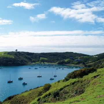 Waiheke Island Romantic Escape