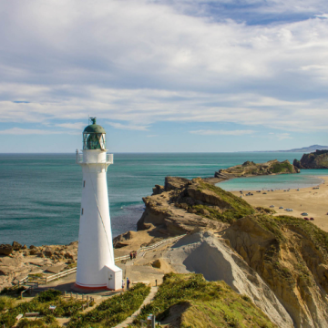 Adventure South NZ - Wairarapa and Hawkes Bay Back Roads
