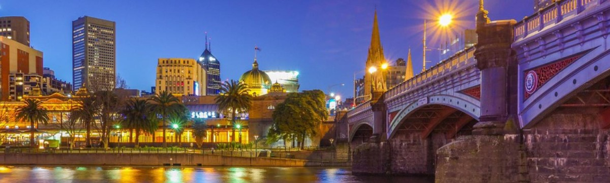 Discover Melbourne with Qantas
