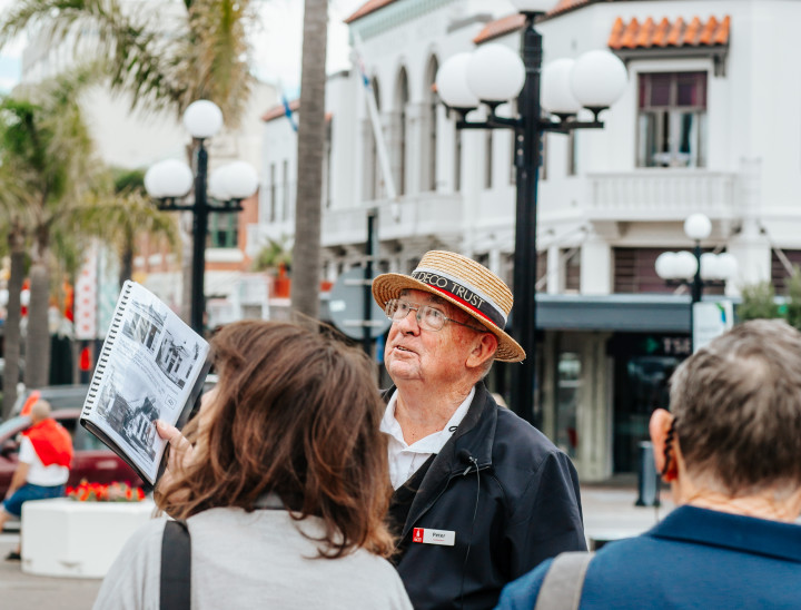 Napier Art Deco Walk Tour