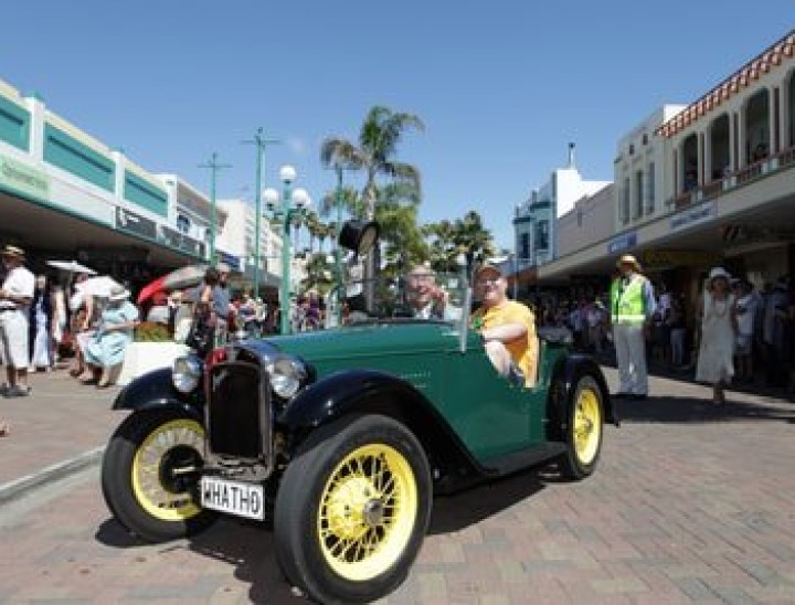 art deco weekend car napier hawkes bay nz photo credit to hawkes bay tourism medium