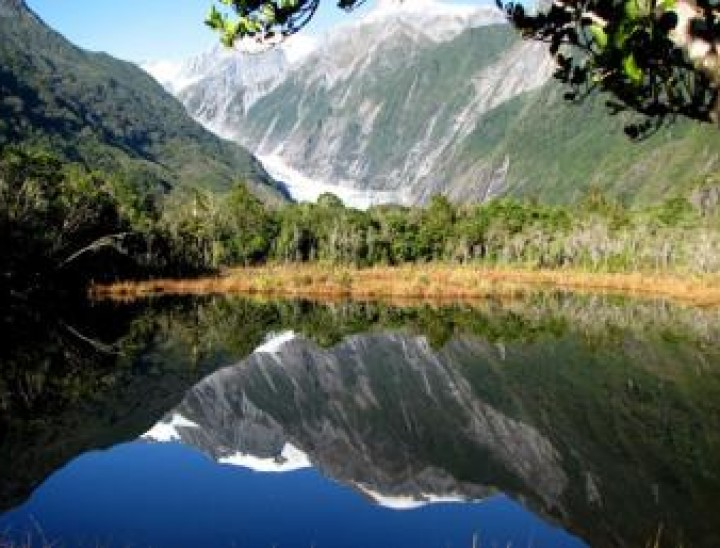 luxury guided tours new zealand Franz Josef