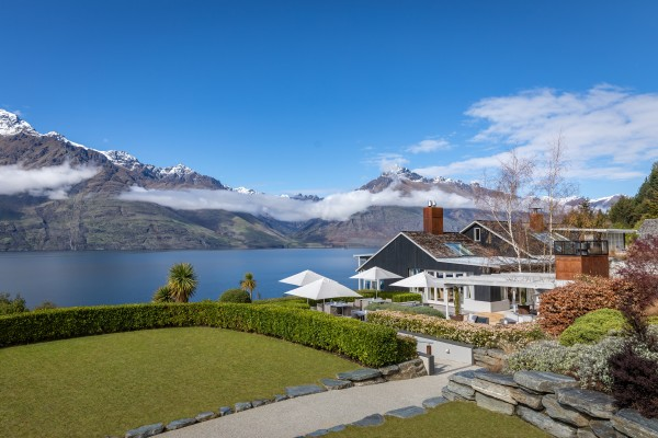 Matakauri Lodge Queenstown World Travellers New Zealand